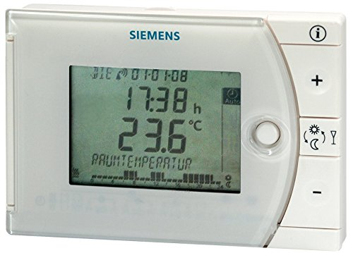 Siemens REV13 - Termostato, color blanco