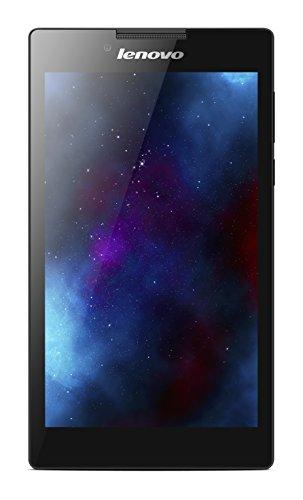 Lenovo Tab 2 A7-30 17,8 cm (7 Zoll IPS) Tablet (MediaTek 8127 Quad-Core Prozessor, 1,3GHz, 1GB RAM, 16GB eMMC, Android 4.4) schwarz