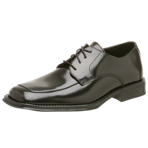 Black Leather Dress Shoes for Men Kenneth Cole