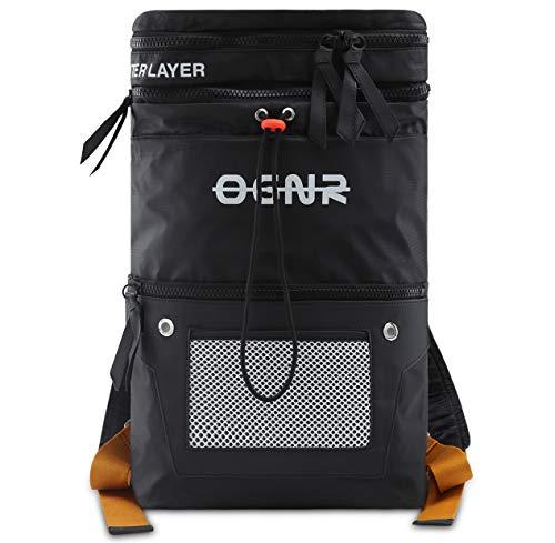 「オジニア」OGNEER リュック メンズ リュックサック バッグパック 大容量 防水 pc ビジネス 多機能 軽量 アウトドア 通勤 通学 旅行 出張 人気 耐衝撃 おしゃれ