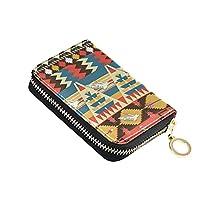 クレジットカードケース カード入れ じゃばら 大容量 スキミング防止 カードホルダー 磁気防止 おしゃれ 人気 ミニ財布 小銭入れ コンパクト アフリカ エジプト 民族風 ブラジル モロッコ エスニック 女の子 レディース 男の子 メンズ