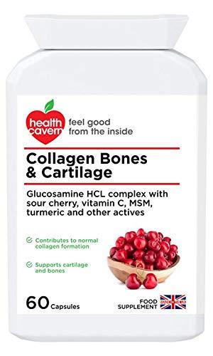 Health Cavern Collagen Bones & Cartilage