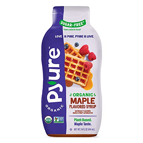 Pyure Organic Maple Flavored Syrup