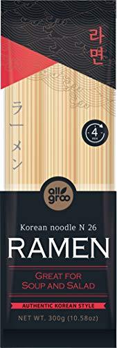Allgroo (Almho) Fideos Estilo Coreano (Ramen) 300 g