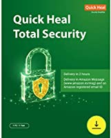 Quick Heal Total Security Latest Version - 1 PC 1 Year (Ema