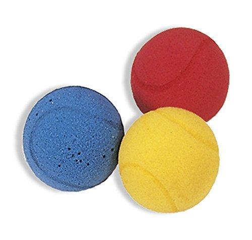 Schiavi deporte arte 0768, esponja bola 7–Pack de 3