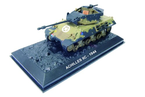Achilles IIC - 1944 Tank Destroyer diecast 1:72 model (Amercom BG-7)