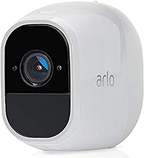 Arlo Pro2 Smart Home Zusatz-Überwachungskamera & Sicherheitsalarm (130 Grad Blickwinkel, kabellos, WLAN, Bewegungsmelder, Innen/Außen, Nachtsicht, wetterfest, 2-Wege Audio) weiß, VMC4030P (B0777VVCBF) | Amazon price tracker / tracking, Amazon price history charts, Amazon price watches, Amazon price drop alerts