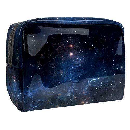 Trousse de toilette multifonction pour femme Galaxy ciel étoilé
