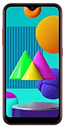Samsung Galaxy M01 (Red, 3GB RAM, 32GB Storage) with No Cost EMI/Additional Exchange Offers,Samsung,SM-M015GZRDINS