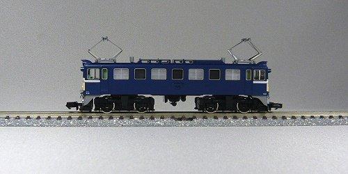 J.N.R. Electric Locomotive Type ED61 (Model Train)