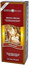 Surya Nature Henna Burgundy Cream - 2.37 Ounce
