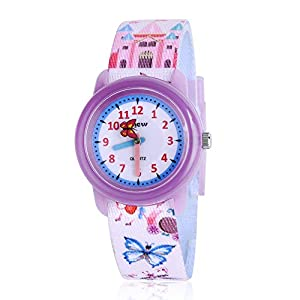 Kids Gift, 3D Cartoon Waterproof Kids Watches – Birthday Present Gifts for Kids