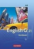 English G 21 - Ausgabe A / Band 4: 8. Schuljahr - Workbook mit Audios online - Hellmut Schwarz