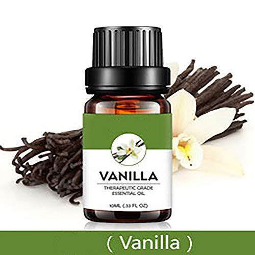 Planta de vainilla aceite esencial puro sin diluir aceite esencial de