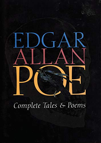 Edgar Allan Poe Complete Tales and Poems (Knickerbocker Classics)