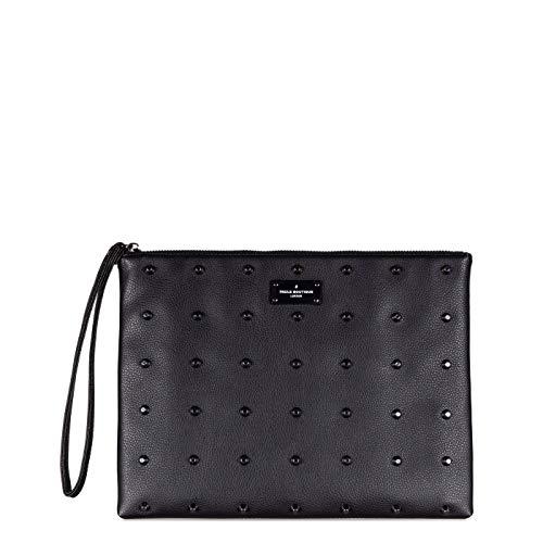 Paul's Boutique Stephanie Black Clutch PBN126818