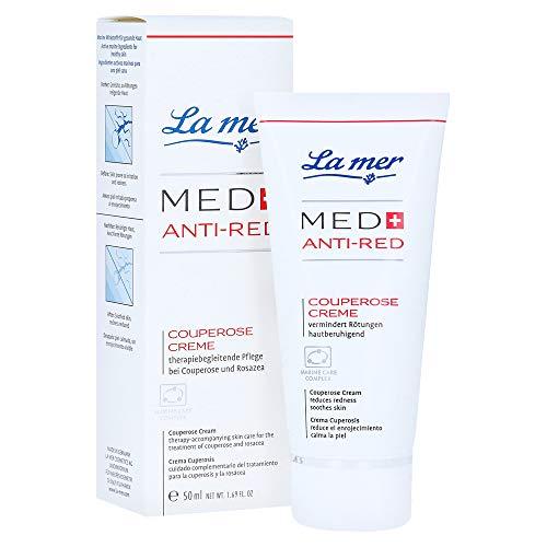 La mer Med Anti Red Couperose Creme 50 ml ohne Parfum