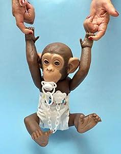 Baby Chimp Mono Bebe Reborn de chimpance babychimp.es