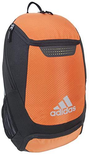 adidas Unisex Stadium Team Backpack, Orange, ONE SIZE