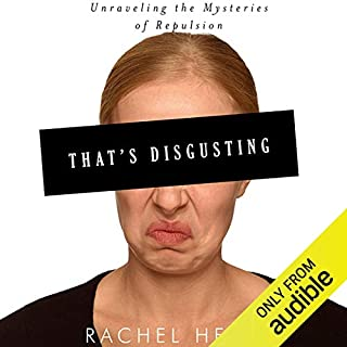 That's Disgusting audiobook cover art