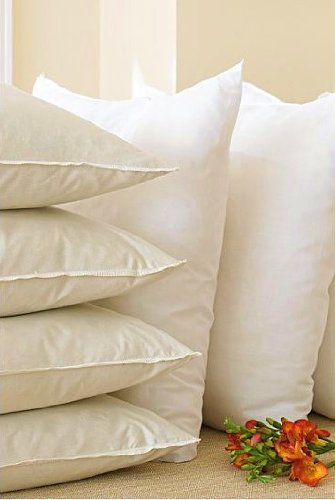 Luxury Textiles 18' x 18' Cushion Inners Pads (46cm x 46cm) - Set Of 6