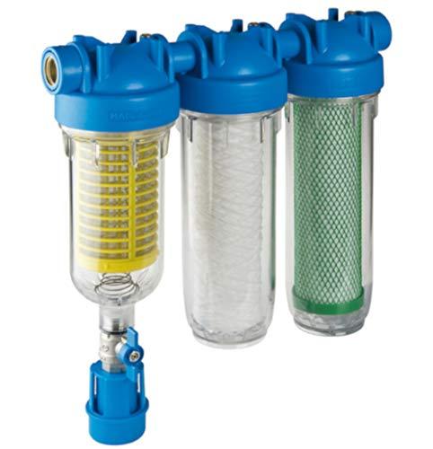 Hydra Rainmaster Trio RLH CB/EC filtro dell'acqua per fontane e case, 3/4