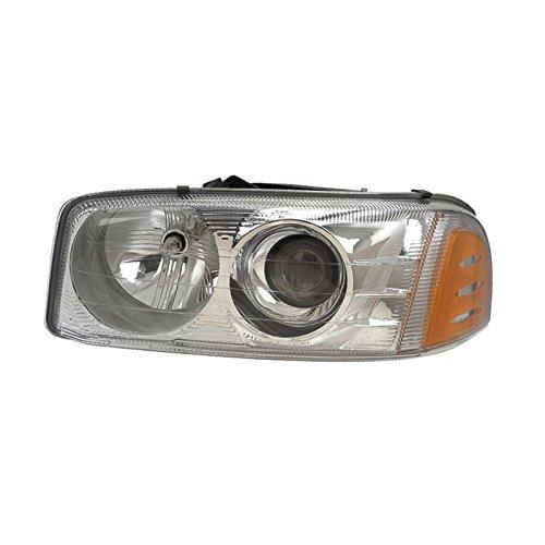 07 gmc sierra classic headlights - 3