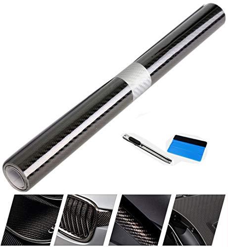 vinilo 5d fibra de carbono fabricante LZLRUN