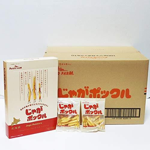 カルビー ポテトファーム じゃがポックル 12箱×2ケース