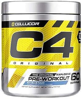 Cellucor International Version C4 オリジナルパウダー, ベリーバームブ 30杯分 [海外直送品]