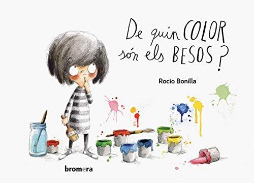 De quin color són els besos?: 17 (Llibres de Cartó)