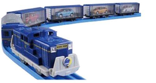 Tomica PraRail Freight Car Set (Car Train Hokkaido - 6-Car Set) [Toy] (japan import)