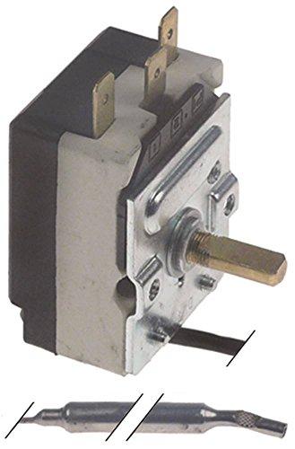 PRODIGY Thermostat für Kühlgerät max. Temperatur 40°C Fühler ø 6x110mm 0-40°C ø6x110mm Kapillarrohrlänge 1500mm