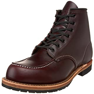 Red Wing Heritage Men's 6-Inch Beckman Moc Toe Boot,Black Cherry Featherstone,9.5 D(M) US (B002SASTIA) | Amazon price tracker / tracking, Amazon price history charts, Amazon price watches, Amazon price drop alerts