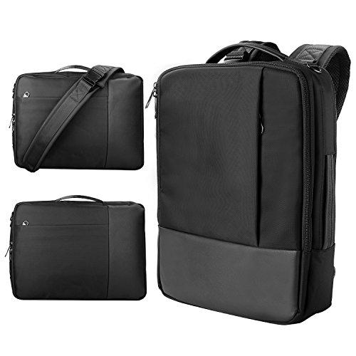 pc パソコン リュック バッグ 3way 手提げ 斜め掛け メンズ レディース 通勤 出張 ビジネス 多機能 16.5イ...