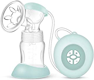 Electric Breast Pump Mute Multi-Function Large Suction Postpartum Breast Milk Milking Device Full Silicone Breast Pump