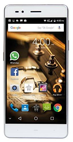 Mediacom PhonePad Duo B500 Memoria Interna da 16 GB, Grigio