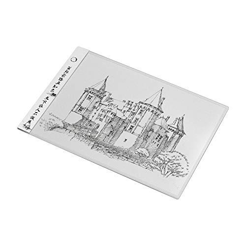 Led Light Tracing Pad A4 Caja De Luz Led Trazador Tableta De Dibujo Tablero De Copia Pad Plantilla De Arte Fino Cable De Brillo Ajustable Para Dibujar Bocetos Graphic-6