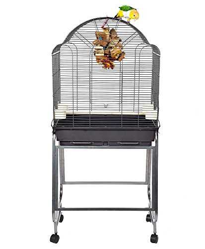 Montana Cages ®   Sittichkäfig, Käfig, Voliere, Vogelkäfig Memphis II - Antik Wellensittich