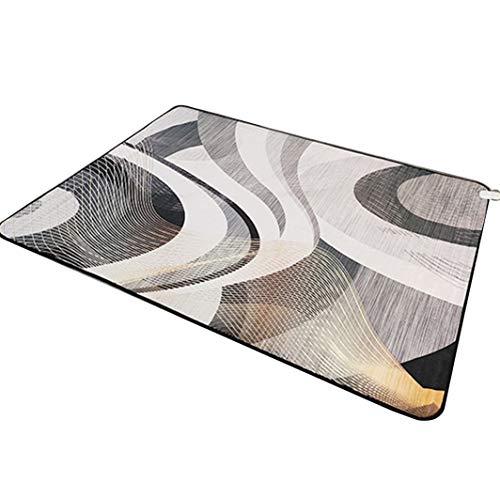 FUTNhot verwarmingsdeken, verwarmde mat, geothermal tapijt, voor op kantoor, thuis, voor in de woonkamer, slaapkamer