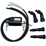 Tuzliufi Ignition Coil for Formula Summit Grand Touring Mach 1 II III 440 467 470 500 580 583 600 650 670 780 LT MX XTC Z ZX Plus SS ST STX 2-Pass R SE Carb 1993 1994 1995 1996 New Z356
