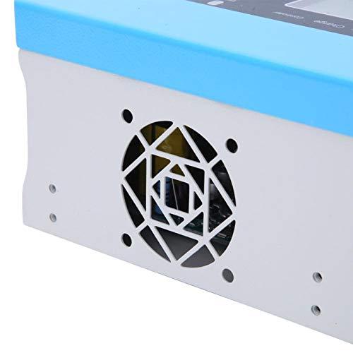 Emoshayoga Regulador de Carga Solar para Carga Solar(MPPT-MINI-10A)