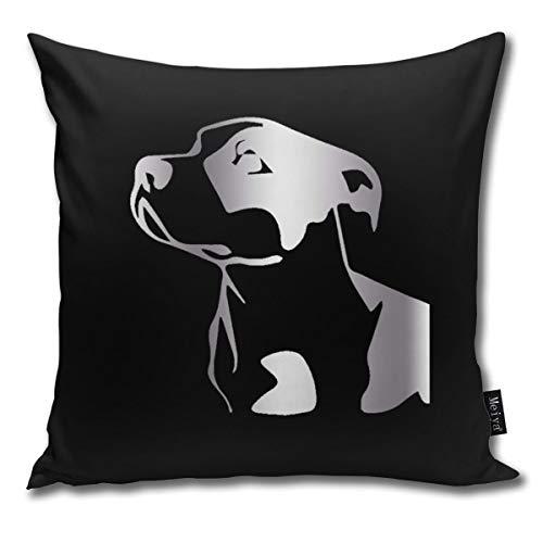 Pitbull Platinum Style Pillow Fundas de colchón Fundas de...