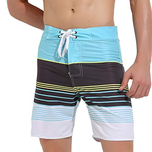 Heren sneldrogende Beach Broek Losse Grote Maat Man Zwemmen Trunks Broek Hot Spring Seaside Beach Resort