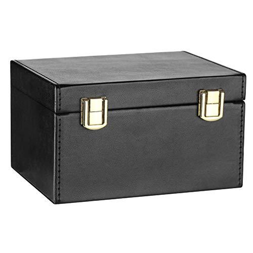 BHAIR5 Autoschlüsselsignal-Blocker-Box, Faraday-Box für Autoschlüssel, schlüssellose Aufbewahrungsbox für Schlüsselanhänger aus Leder, Safe-Box für Diebstahlsicherungen, sichere Sicherheit
