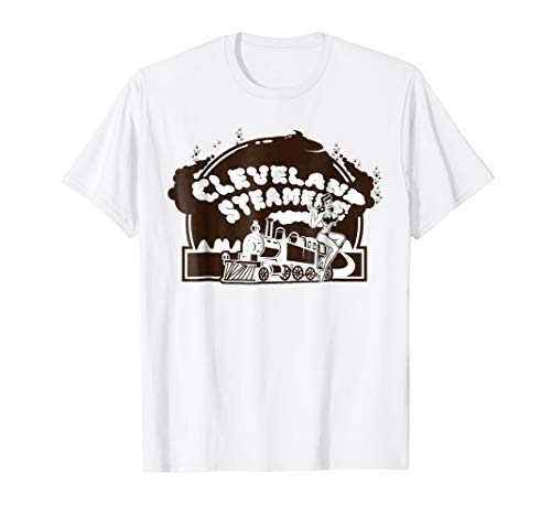 Funny Cleveland Steamers Train T Shirt