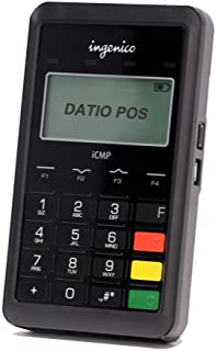 Datio Point of Sale Credit Card Reader for EMV Chip Cards, iCMP