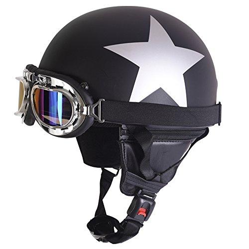 Fatmingo German Half Helmet