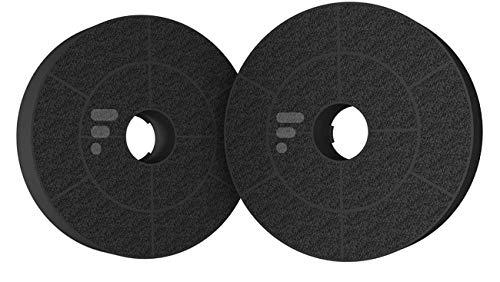 Fac FC52 - filtre à charbon hotte Beko Diam : 14cm. Silverline KF003 YT971.1190.01 Arcelik 1190